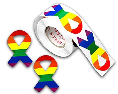 Stickers Calcos 250 un. LGBT Origen U.S.A. (0B1UPL8E)