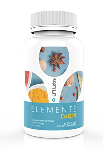 Natural CoQ10 Blood Pressure Supplement