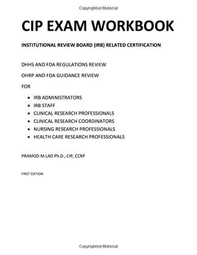 CIP Exam Workbook: Pramod M Lad: 9781720934028: Amazon com: Books