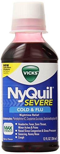 nyquil severe cold flu nighttime