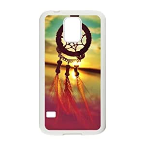 Custom Colorful Case for SamSung Galaxy S5 I9600, Dream Catcher Cover Case - HL-R650575 Kimberly Kurzendoerfer