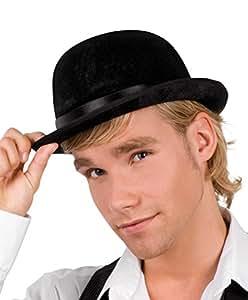 Adult bowler hat (gorro/ sombrero)