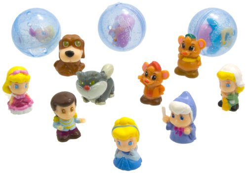Blip Squinkies Cinderella Bubble Pack product image