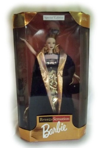 1998 Special Edition Bronze Sensation Barbie doll by Barbie