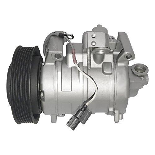 RYC Remanufactured AC Compressor and A/C Clutch - Compressor Honda A/c Accord