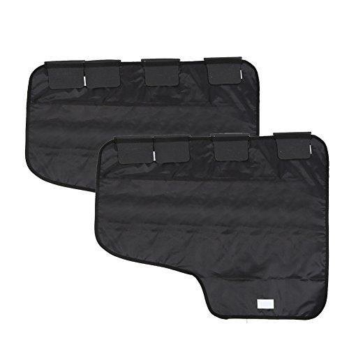Fuloon Seat Cover Door Protector