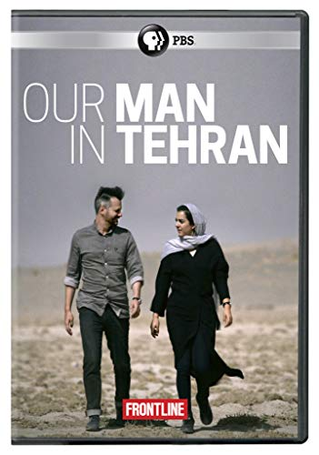 FRONTLINE: Our Man in Tehran DVD by PBS Distribution