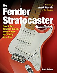 The Fender Stratocaster Handbook - Reference