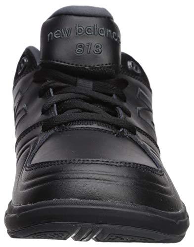 Balance New D White Lace Ww813 Walking Black Shoe Women's 10 Us 4q7qdwB