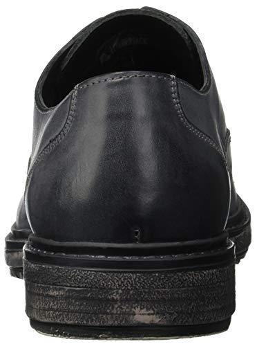 Lumberjack Theo Nero Black Cb001 Uomo Sneaker rgzBwrxTq