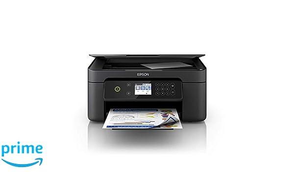 Epson Expression Premium XP-4100 - Impresora multifunción 3 en 1 (impresora, escáner, fotocopiadora, Wi-Fi, dúplex, cartuchos individuales, 4 colores, ...