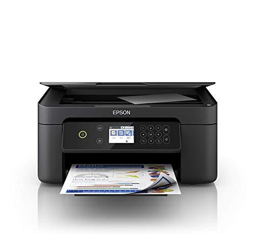 Epson Expression Premium XP-4100 – Impresora multifunción 3 en 1 (impresora, escáner, fotocopiadora, Wi-Fi, dúplex…