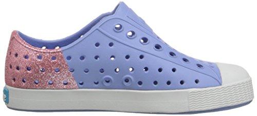 Shell White//Princess Pink//Marbled Native Miller Slip-On Sneaker 4 M US Toddler Toddler//Little Kid