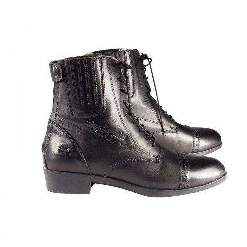 Horze Hamptons Jodhpur Boots () Nero