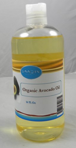 Pure Organic Avocado Oil - 16 Oz