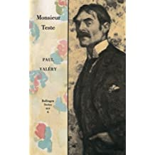 Collected Works of Paul Valery, Volume 6: Monsieur Teste