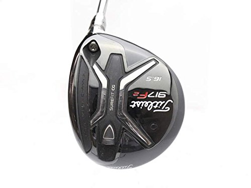 Titleist 917 F2 Fairway Wood 4 Wood 4W 16.5 Diamana M+ 60 Limited Edition Graphite Senior Right Handed 42 in