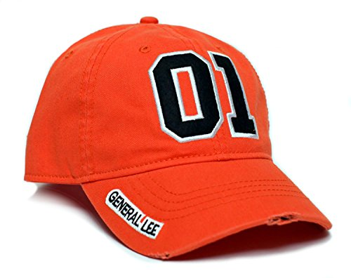 General Lee 01 Good Ol' Boy Unisex-Adult Applique Embroidered Hat -One-Size ()