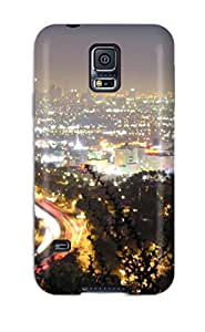Brooke C. Hayes's Shop 3246536K28059247 Hot Style Protective Case Cover For Galaxys5(los Angeles City)