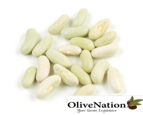 Organic Flageolet Beans 5 lbs by OliveNation by OliveNation
