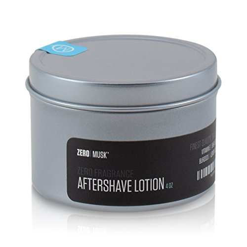 Zero AfterShave Lotion - New Look and Feel, Same Great Ingredients - Formerly Packaged as Ultra Man AfterShave Balm (Unscented) - Post Shave Moisturizing Lotion - Prevents Razor Burn and Dry Skin (Cream Moisturizing Stop Ultra)