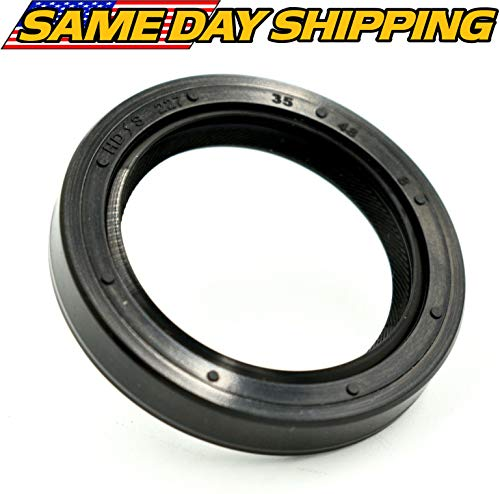 HD Switch John Deere K-Series Lower Crankshaft PTO Oil Seal LX172 LX176 LX186 w/ 12HP 14HP Compatible with John Deere