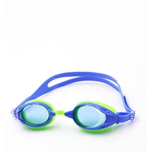 LZH Lunettes de natation anti-buée professionnelle enfants lunettes de bain enfants lunettes de sport lunettes de natation