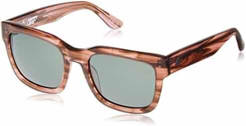 5e755fc3dc9e4 Spy Optic Unisex Trancas Pink Smoke Happy Gray Green One Size