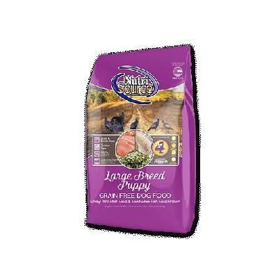 Nutrisource Grain Free ( Turkey ) Large Puppy 5Lb