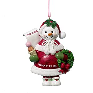Mother To Be Christmas Ornaments