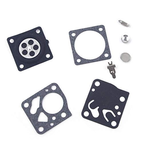 Tillotson Carburetor - Carburetor Repair Carb Rebuild Kit Set Fit for Tecumseh TC200 TC300 Tillotson RK21 HU 632933 Jiffy Ice Auger