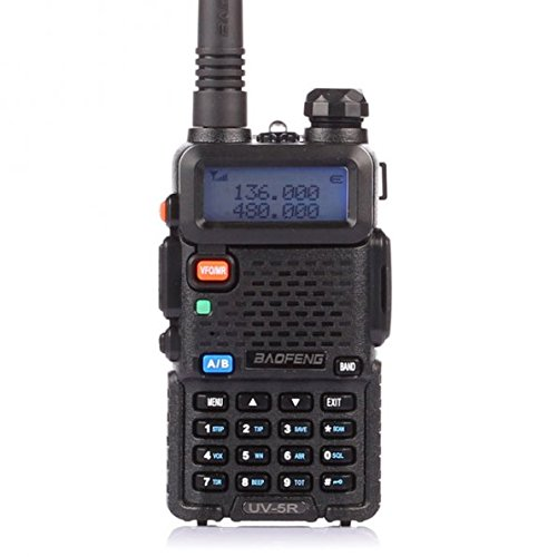 Baofeng UV-5R Walkie Talkie Dual Band Radio - 1