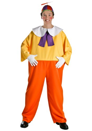 Fun Costumes Teen Tweedle Dee / Dum Costume Teen