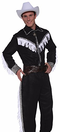 Men's Rodeo Riding Star Costume