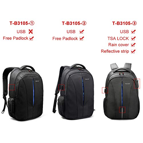 Waterproof 15.6inch Laptop Backpack NO Key Anti Theft Men Backpack bag male bagpackred483315cm
