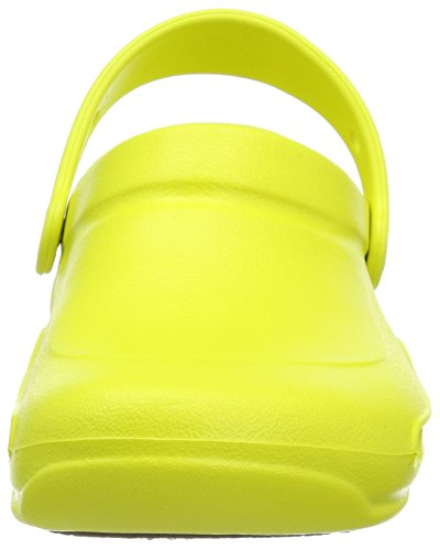 Crocs Unisex Bistro Work Clog Tennis Ball Green