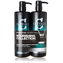 Tigi Catwalk Oatmeal and Honey Shampoo/Conditoner Duo Set 750 ml by TIGI