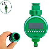 NACHEN Smart Irrigation Controller Atomization Drip Irrigation Cooling Timer Home Automatic Water Sprinklers For Lawns,Green