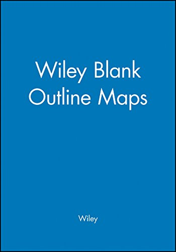 Wiley Blank Outline Maps - Maps Blank Outline