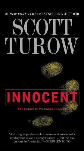 By Scott Turow Innocent (1st First Edition) [Paperback]