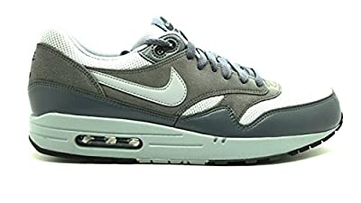 Nike Men's Air Max Essential Running Shoe, Wolf Grey/Dark Grey, 12 D(M) US
