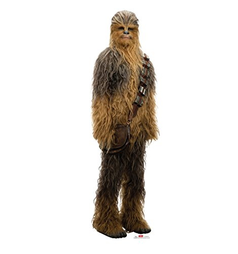 Chewbacca Advanced Graphics Life Size Cardboard Standup