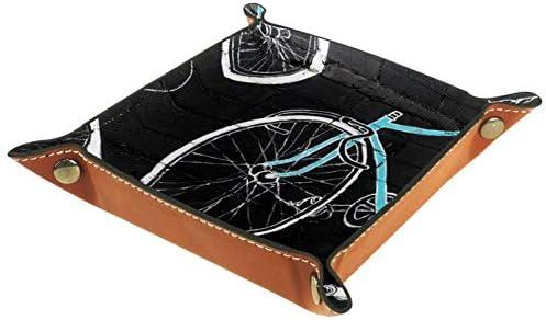 TIZORAX - Bandeja de Piel para Pintar en la Pared de la Bicicleta ...