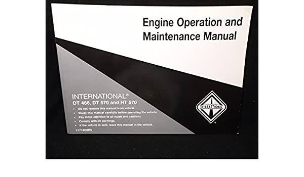navistar ht 570 engine diagram international dt 466 dt 570 ht 570 diesel engine operation and  international dt 466 dt 570 ht 570
