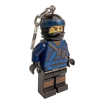 LEGO Ninjago Movie Jay LED Key Chain Light: Toys & Games