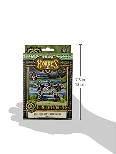 Privateer Press - Hordes - Circle Orboros: Druids of Orboros Model Kit 4
