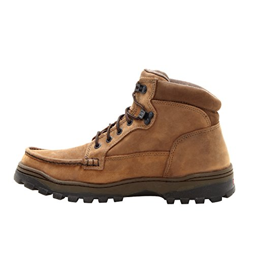 Pictures of Rocky Men's Outback Gore-tex WP Brown 4