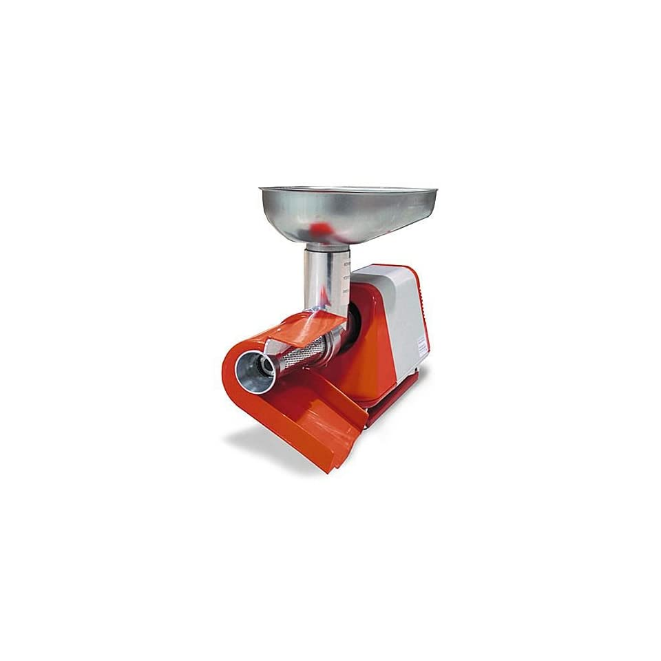 Omcan Food Machinery Electric Tomato Squeezer Light Duty 0.25 HP