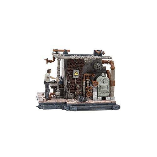 - McFarlane Toys The Walking Dead TV Boiler Room 176 Piece Building Set