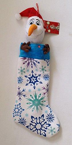 Olaf Animated Singing Christmas Stocking 25